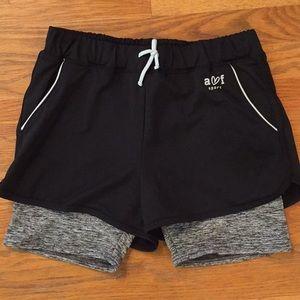Abercrombie kids sport shorts